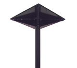 10-in x 10-in All-Steel Tamper
