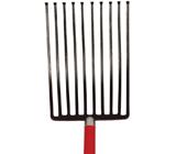 10-square tine Ballast Fork