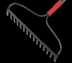 2853900 Steel Rake Head