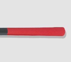 4 In Trenching Shovel With Fiberglass Handle And Cushion