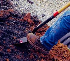 Professional Digging Shovel